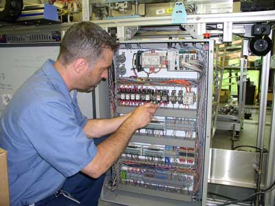 California Electric Industrial Electrical Contractor